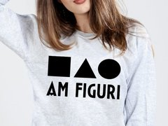 Sweatshirt Am Figuri